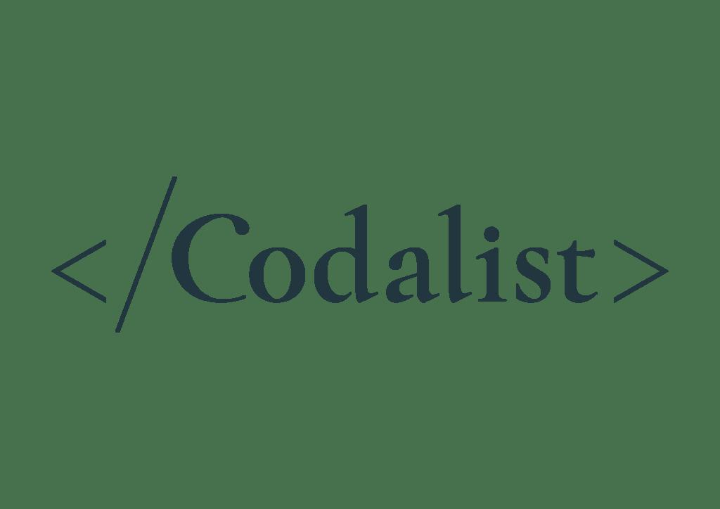 logo Codalist